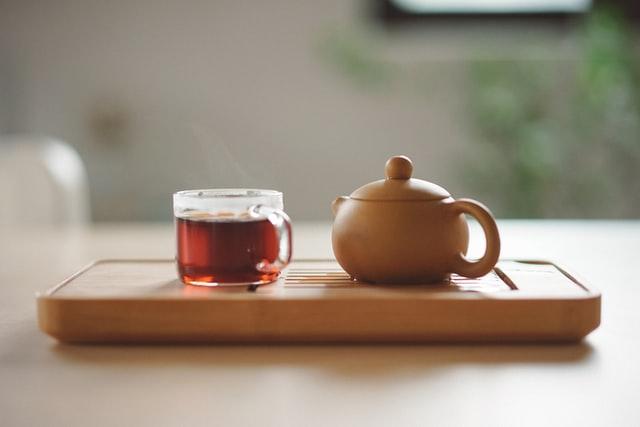 Japanese herbal teas