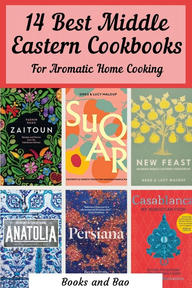 Whether you're looking to learn Persian, Turkish, Israeli, or Arab cuisine, these Middle Eastern cookbooks will take you on a culinary journey as you learn to recreate the same fragrant, spiced dishes that we know and love.