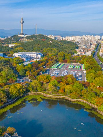 things to do daegu