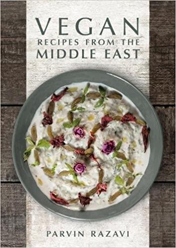vegan middle eastern cookbook