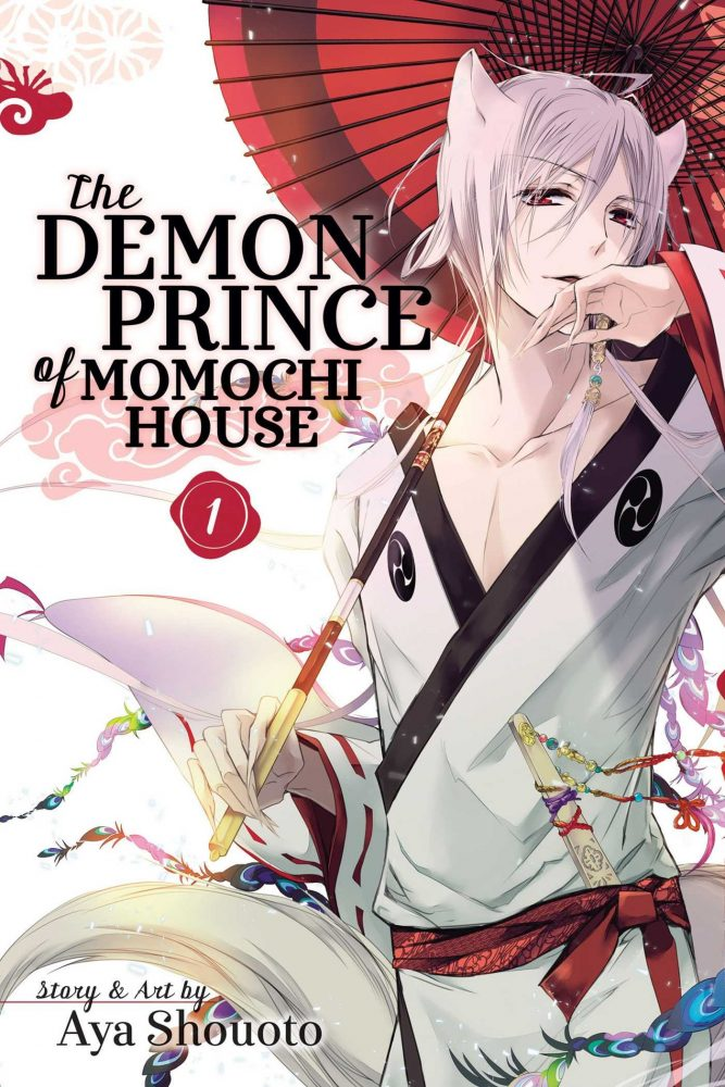 The Demon Prince of Momochi House manga