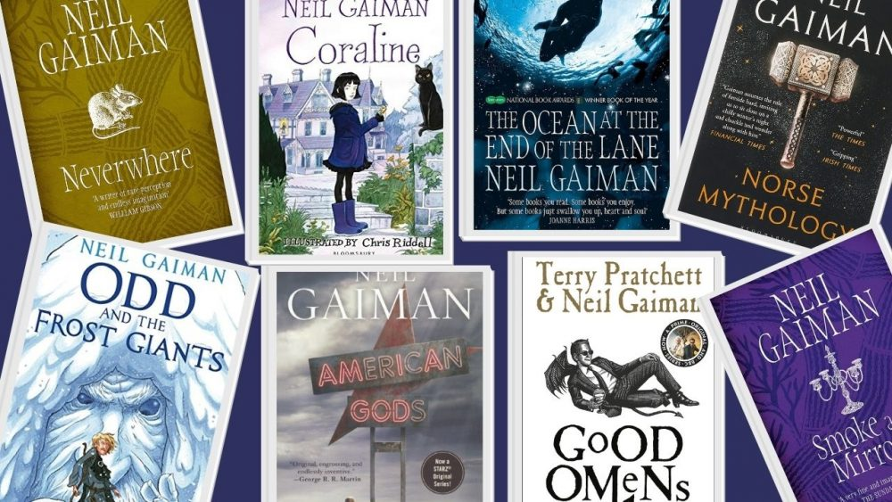 best neil gaiman books ranked