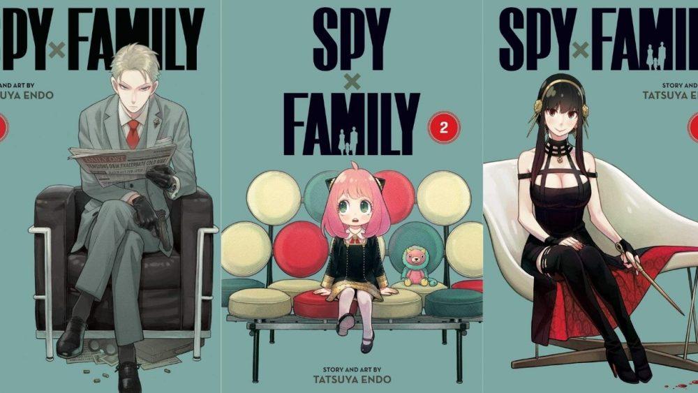 read spy x family manga