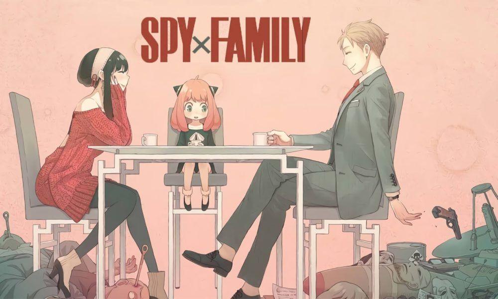 spy x family tatsuya endo