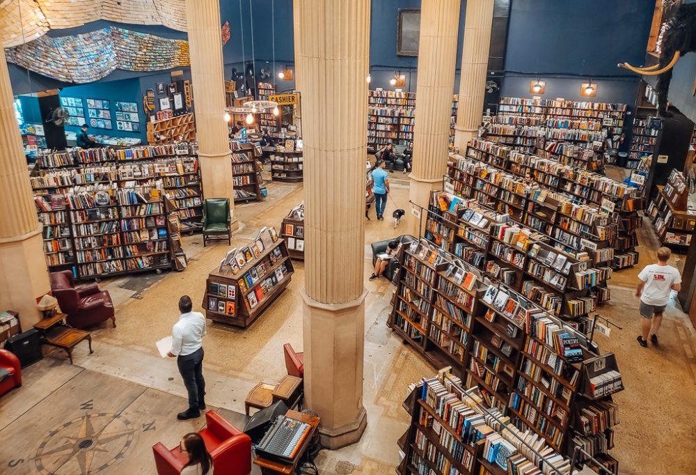 the last bookshop la