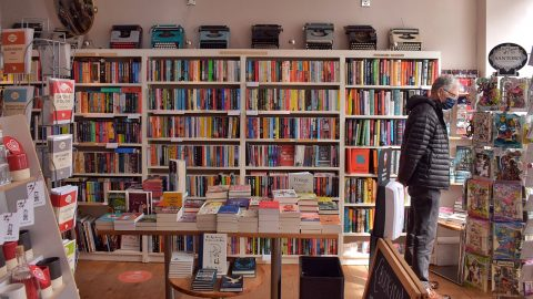 independent bookshops in the UK