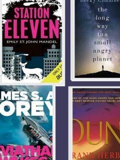 best sci-fi audiobooks on audible
