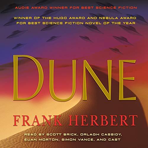 dune frank herbert audiobook