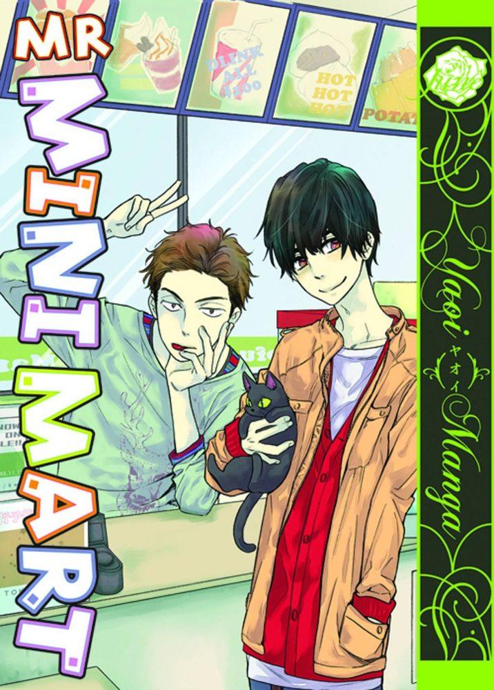 mr mini mart manga