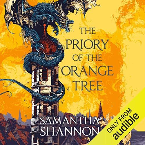 priory of the orange tree audiobook