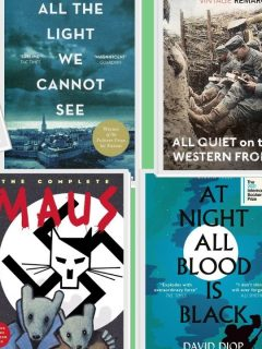 best books on world war 1 and 2