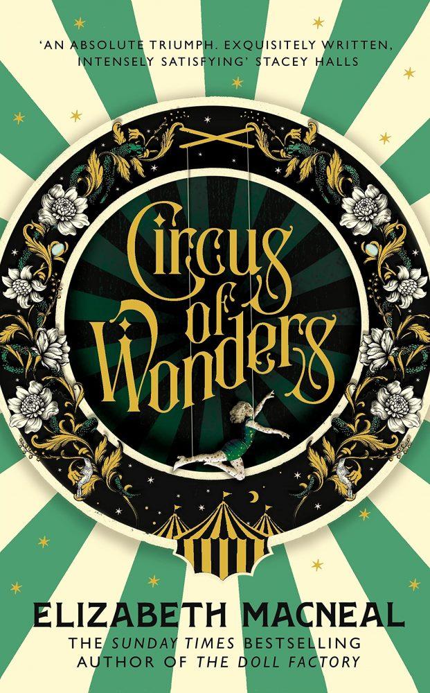 circus of wonders elizabeth macneal