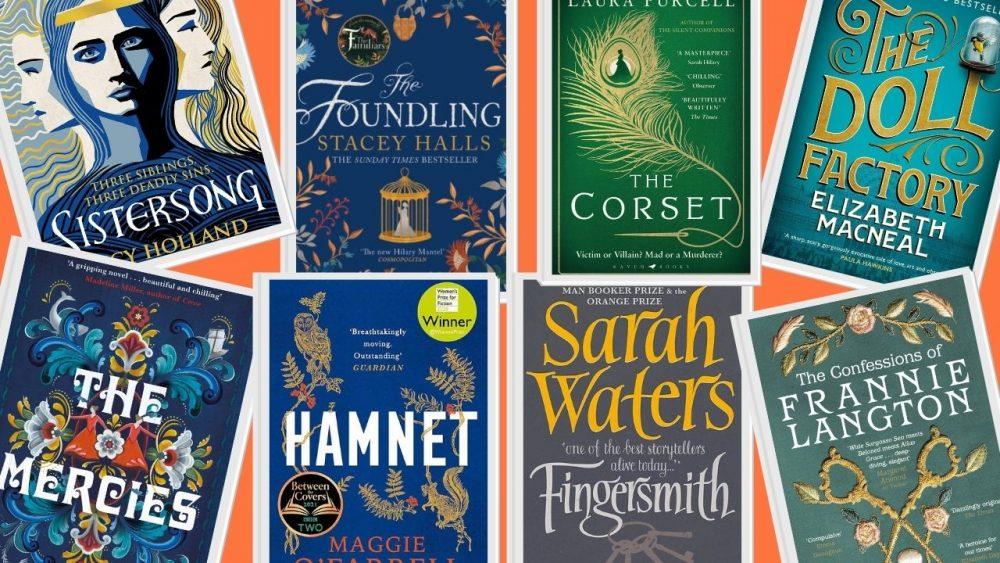 historical novels by women