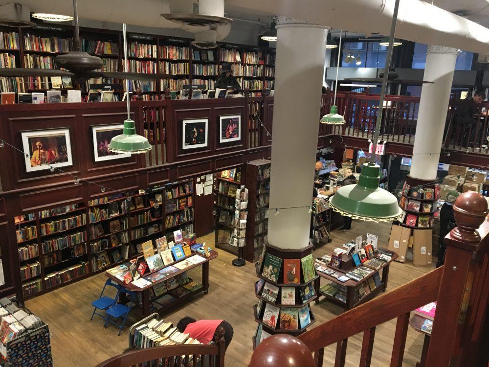 housing works bookstore new york