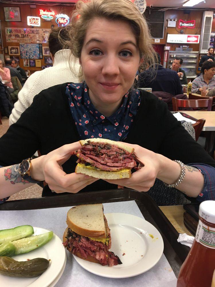 katz delicatessen new york