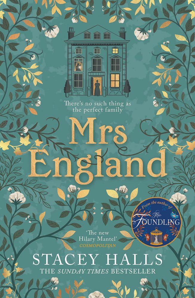 mrs england stacey halls