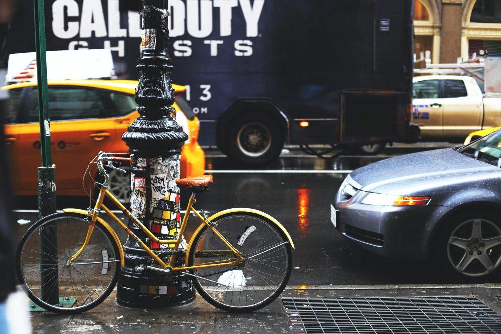 new york city bicycle