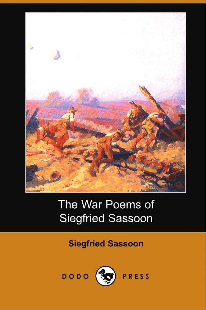 siegfried sassoon war poems