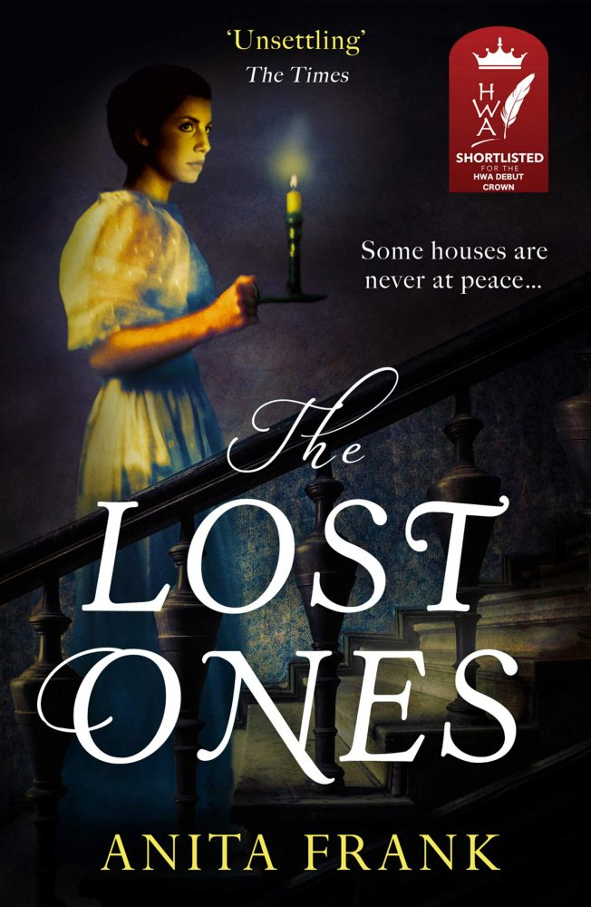 the lost ones anita frank