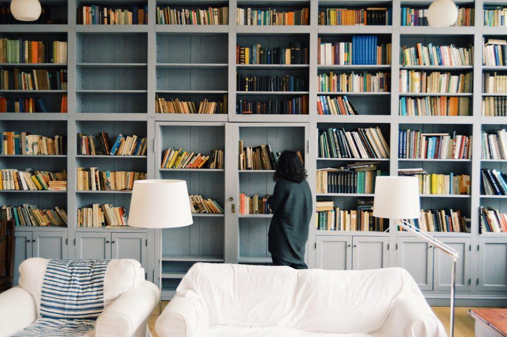 best bookshelves for home library