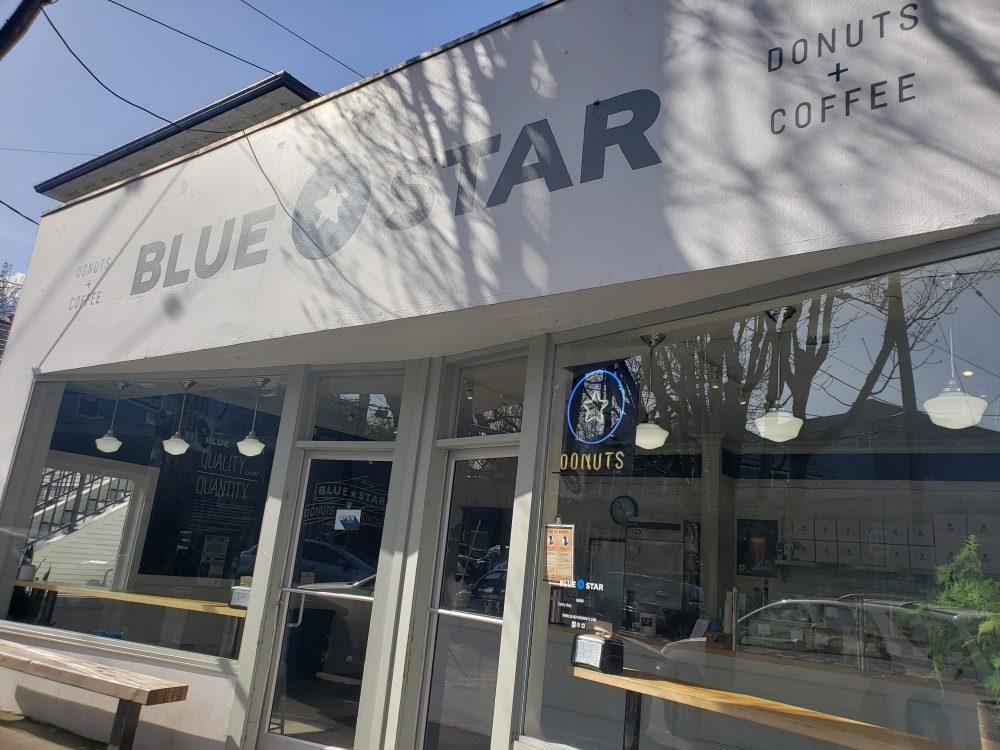 blue star donuts portland oregon