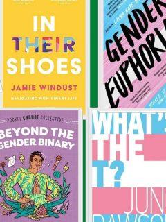 non-binary books