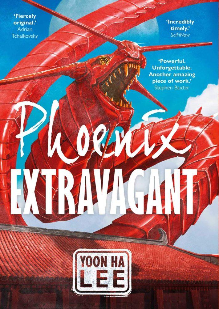 phoenix extravagant yoon ha lee