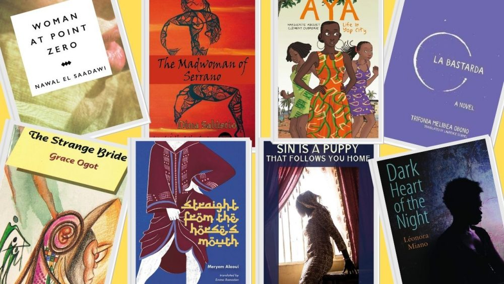 translated african books