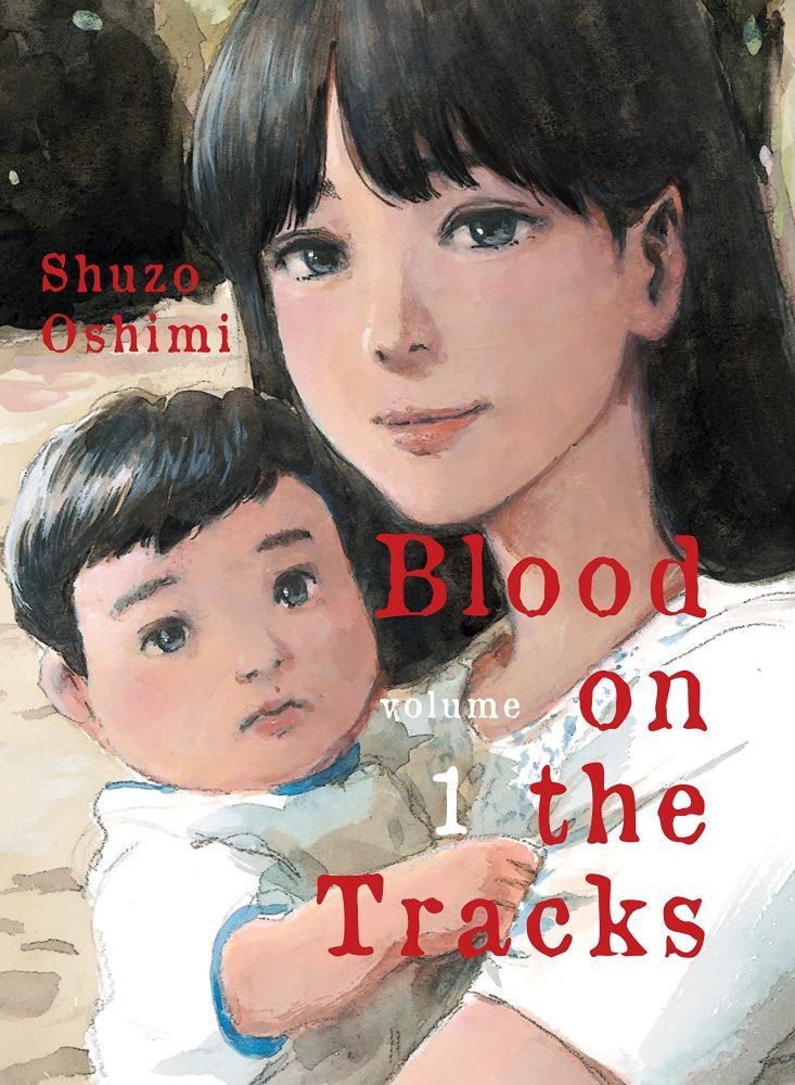 blood on the tracks manga