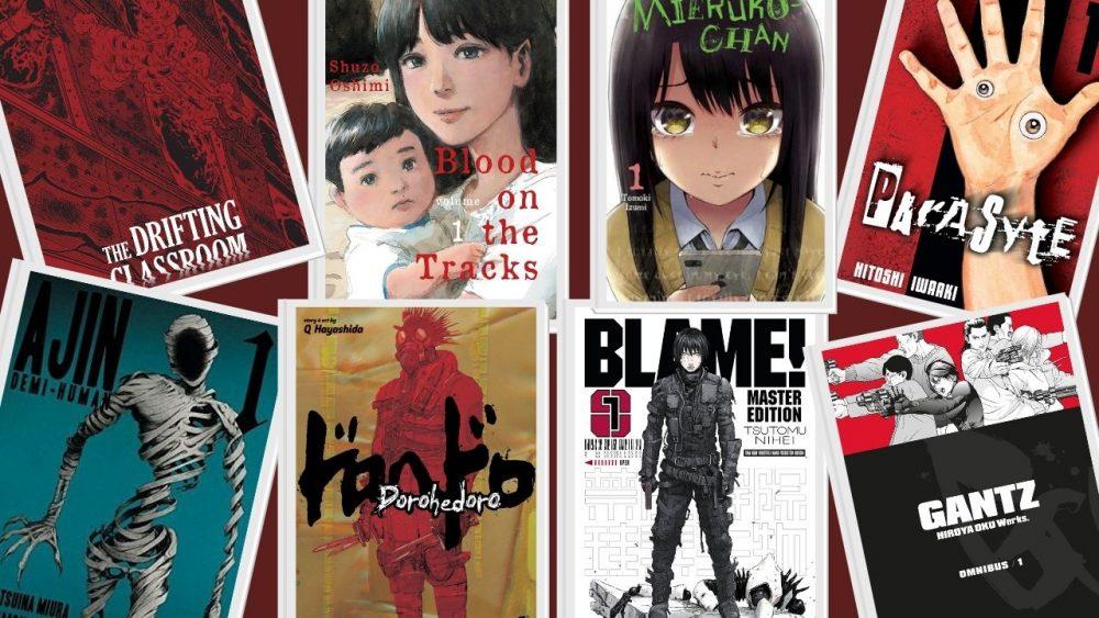 horror manga