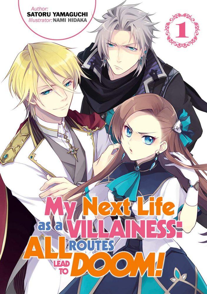 my next life as a villainess light novel