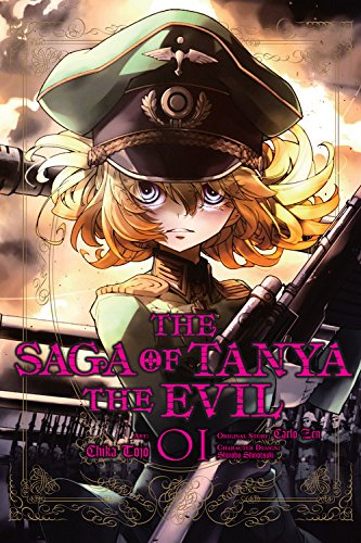 the saga of tanya the evil manga