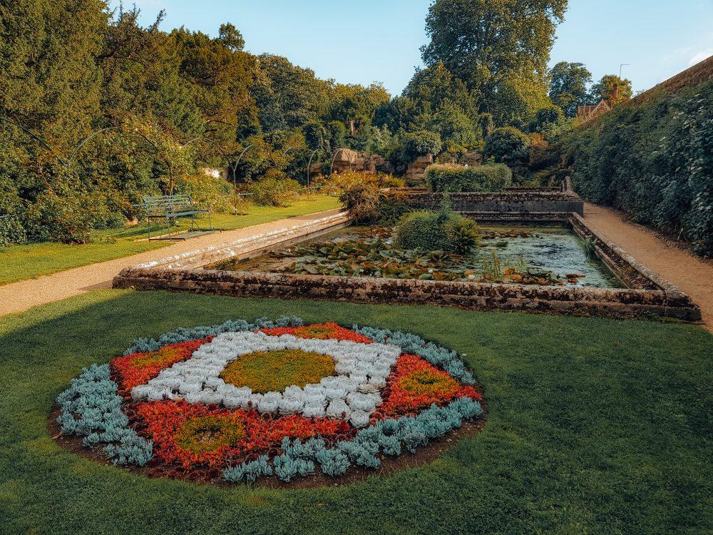 Audley End Estate Gardens