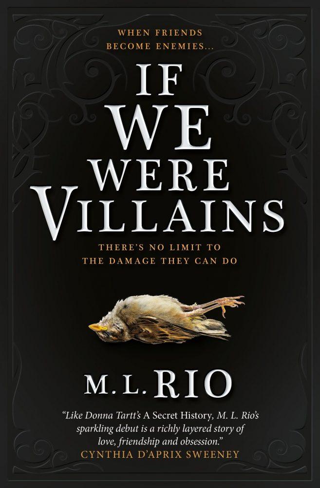 if we were villains m l rio