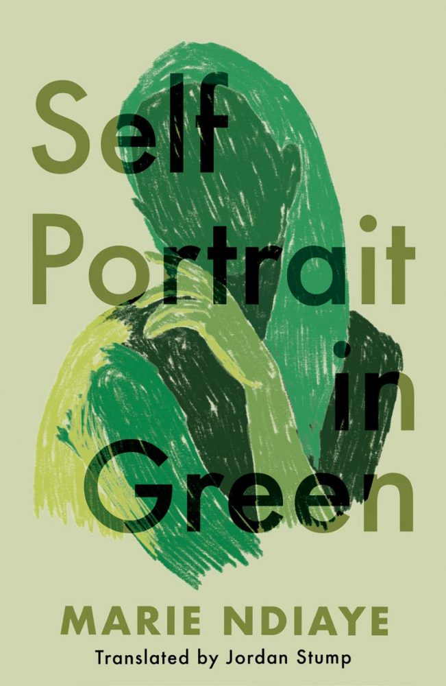 self portrait in green marie ndiaye
