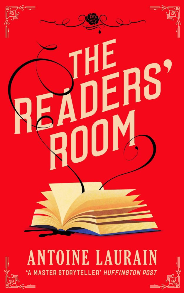 the readers room antoine laurain